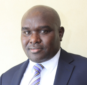 MR. EMANUEL ODERO, Ag. Chief Executive Officer