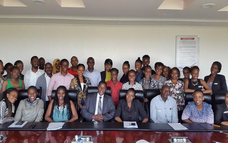 100 Youth Undertake Pre-Departure Training