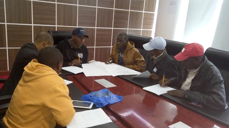 45 Youth Undertake Pre-Departure Training
