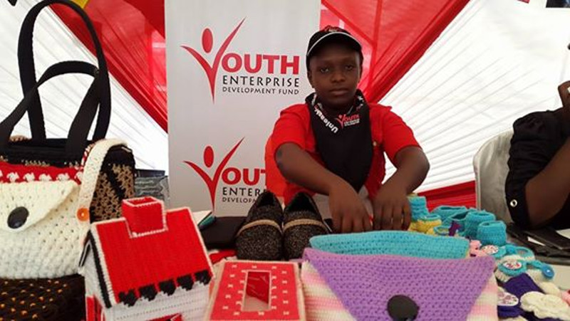 Government commits Kshs. 2Billion to support youth in Agriculture