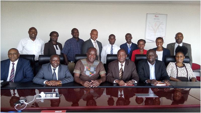 Malawi visits YEDF
