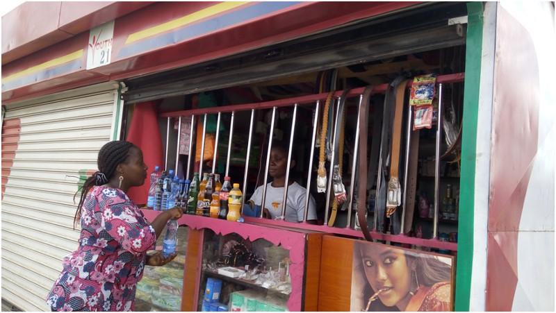Nakuru youth to trade in modern YEDF stalls